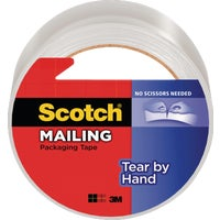 Scotch Hand Tearable Packaging Tape, 3842