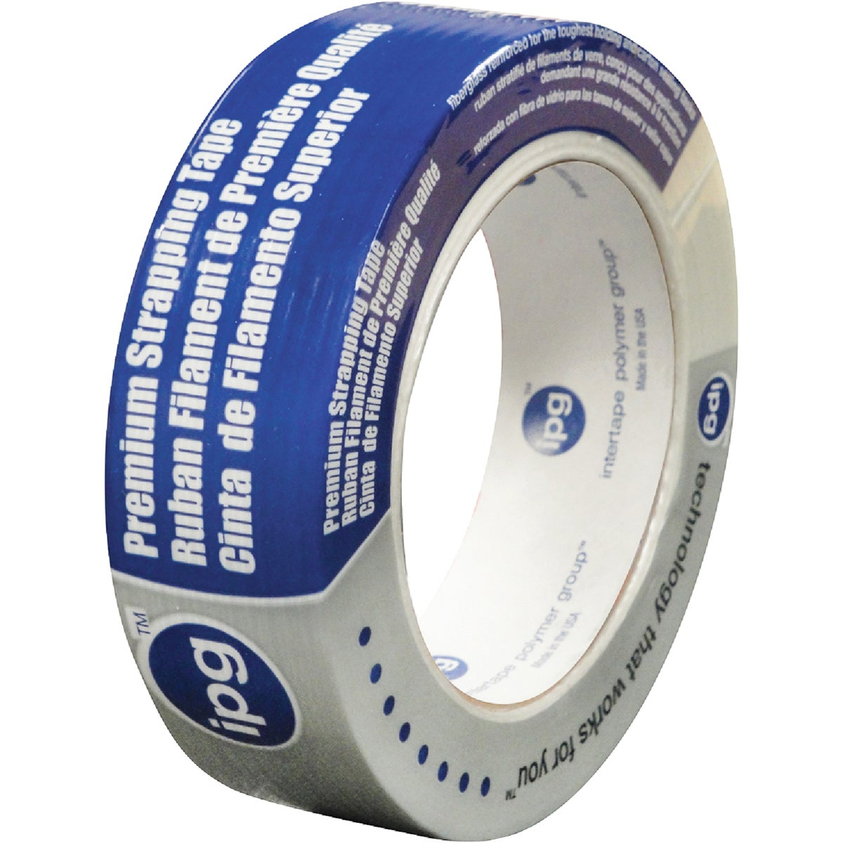1-1/2X60 STRAPPING TAPE - 9717 by Intertape Polymer