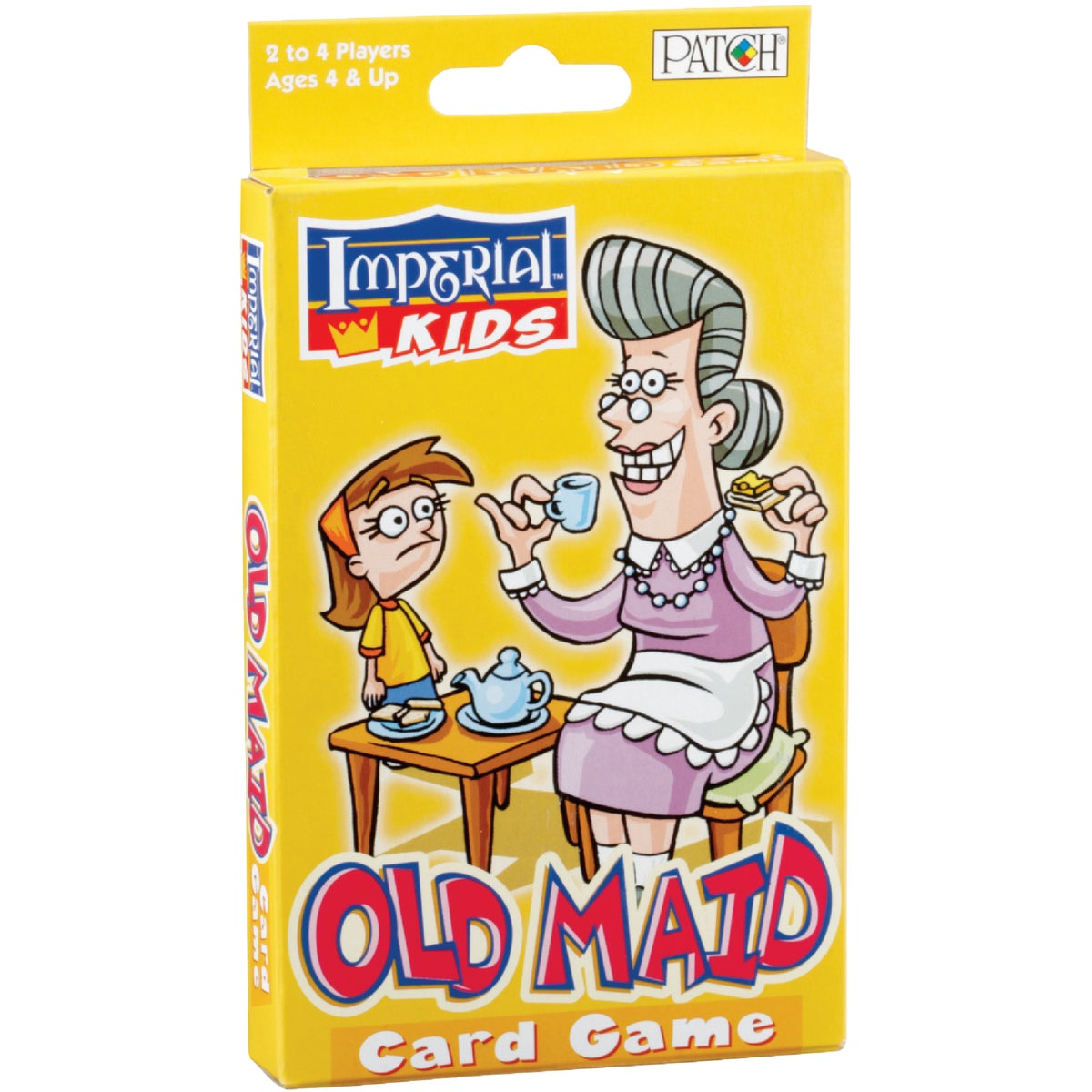 OLD MAID CARD GAME - 1464 by Patch Products