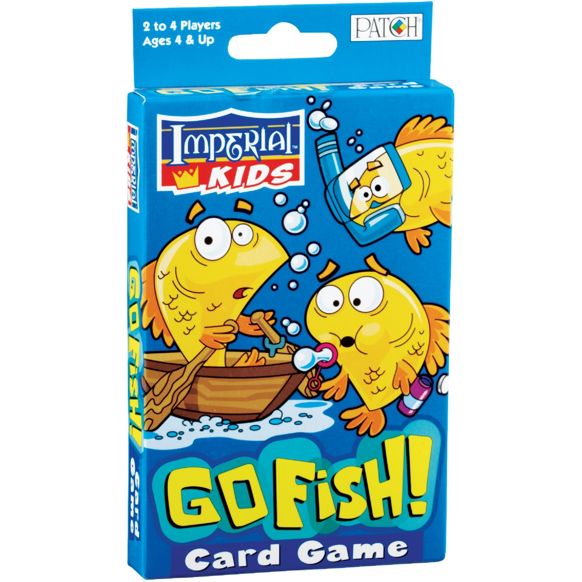 GO FISH CARD GAME - 1463 by Patch Products