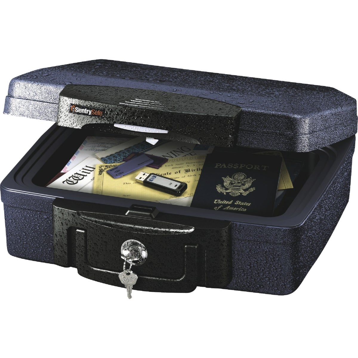 "13"" DEEP SECURITY CHEST"
