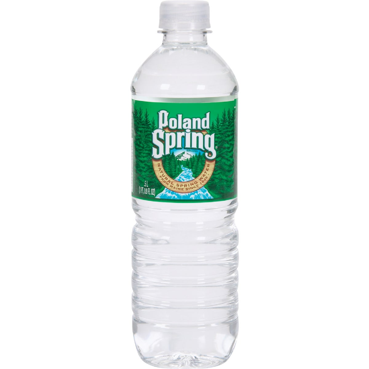 24PK .5L SPRING WATER - 12119419 by Nestle Water