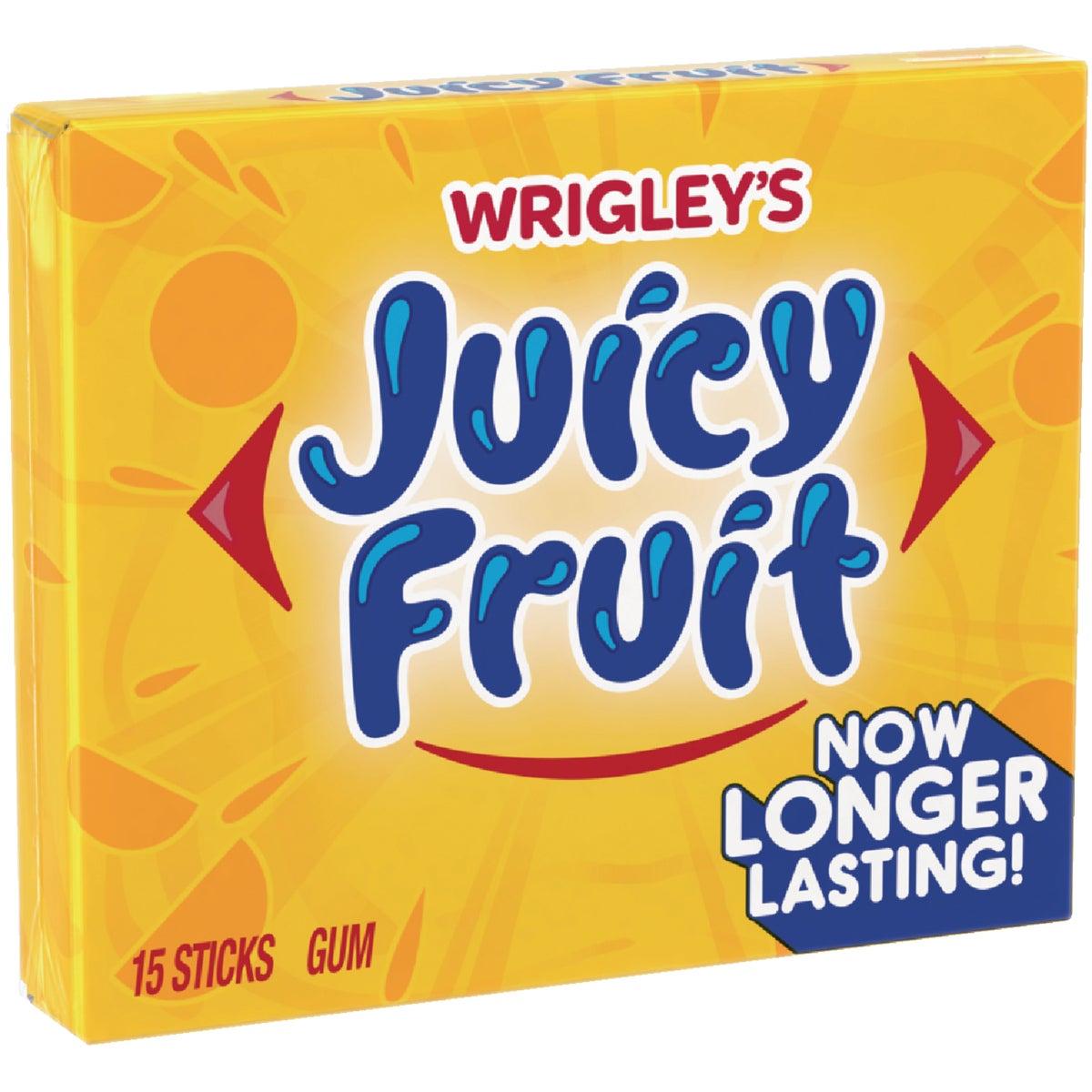 JUICY FRUIT GUM