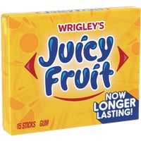 Liberty Distribution JUICY FRUIT GUM 1736