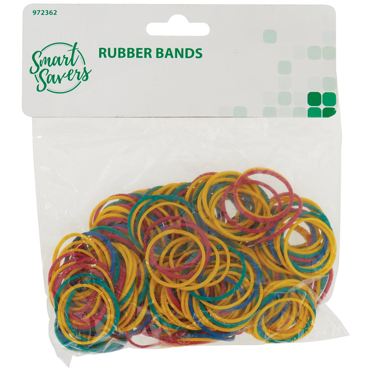 Smart Savers Rubberbands, 10230