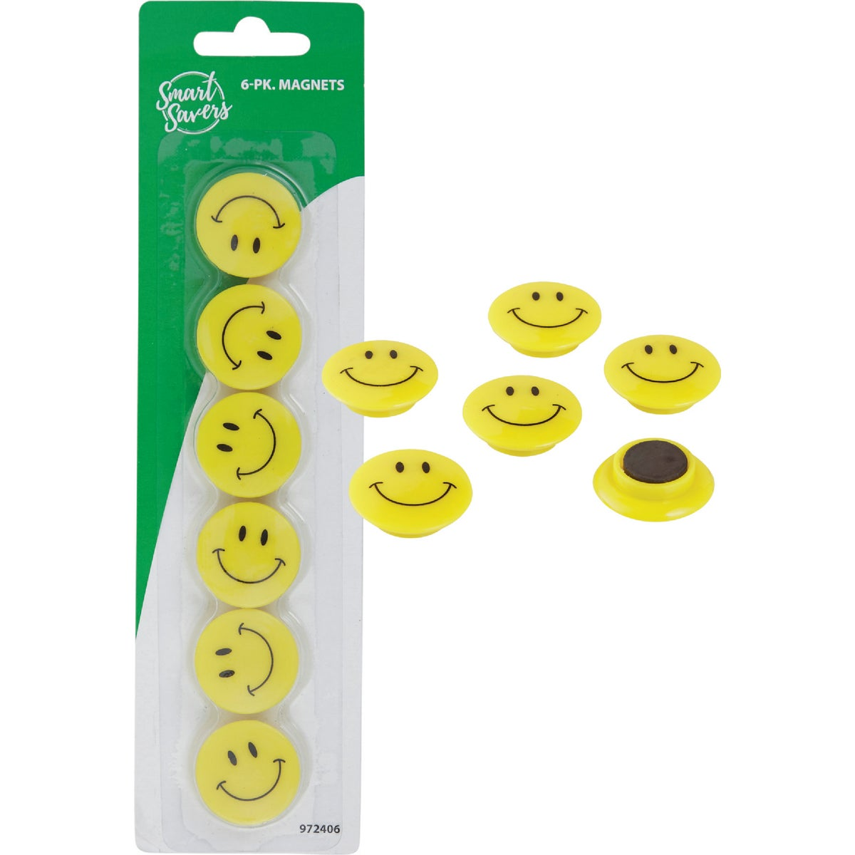 6PK MAGNETS - 10236 by Do it Best