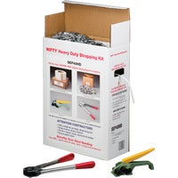Nifty Products PLASTIC KIT STRAPPING SEP48HD
