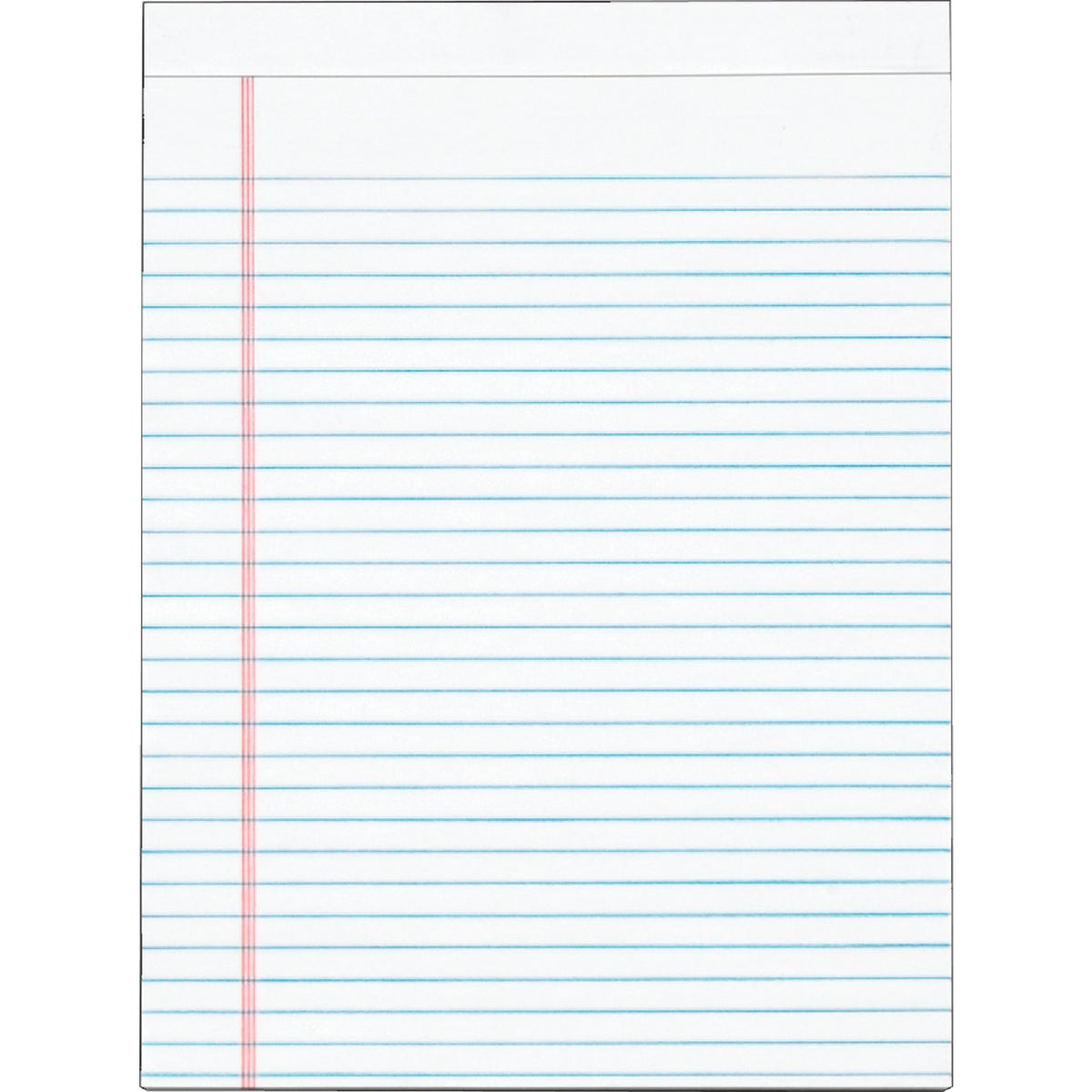 12 WHT LEGAL PAD - 683280 by Staples