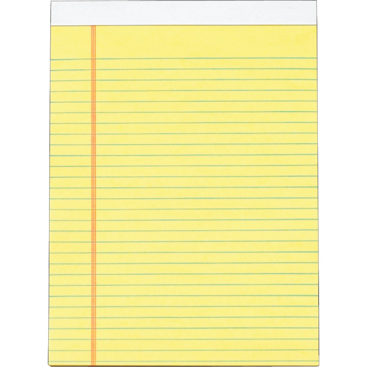 12 YELLOW LEGAL PAD - 683254 by Staples