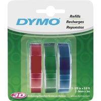 Assorted Embossing Tape