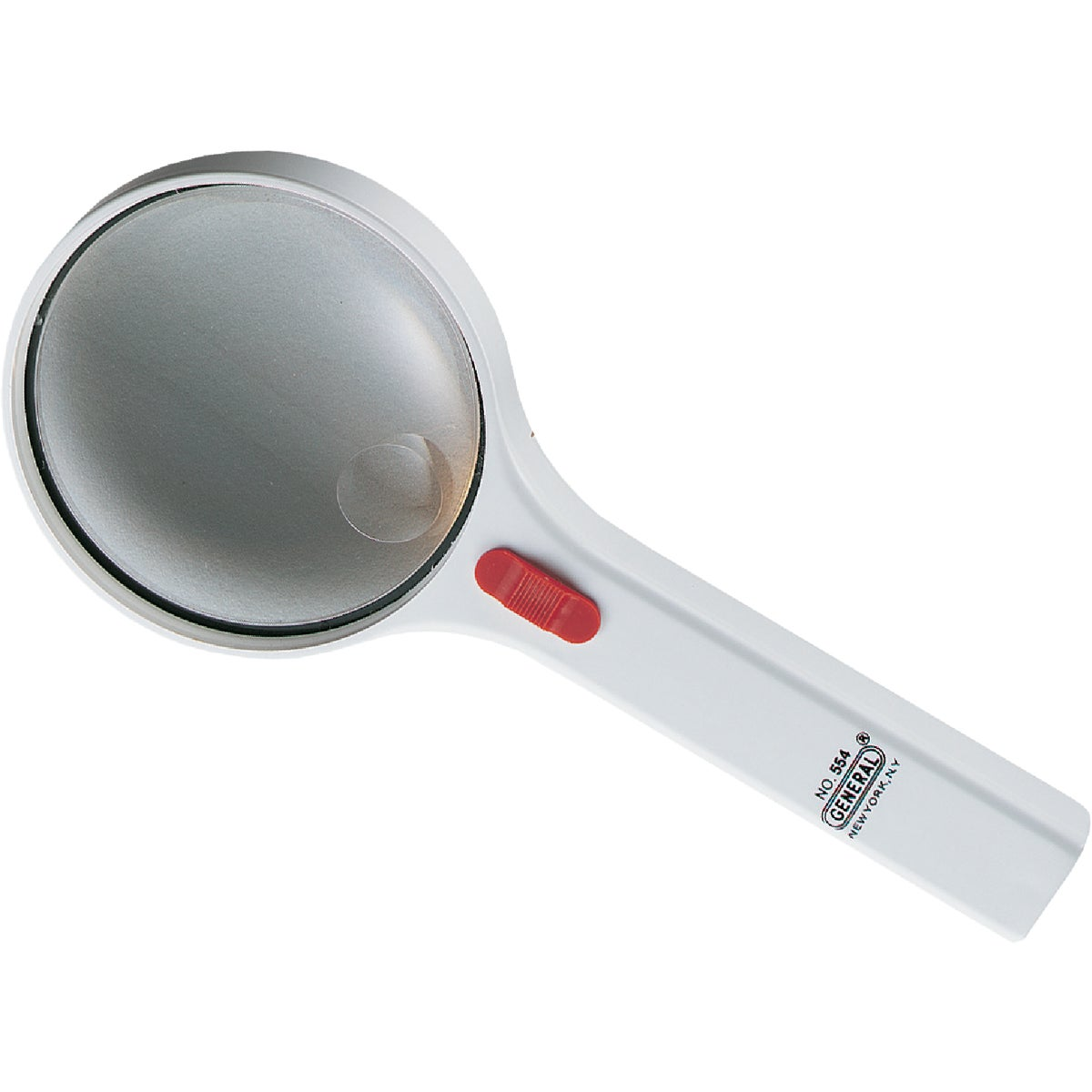 "4"" ILLUMINATED MAGNIFIER - 554 by Gen Tools Mfg"