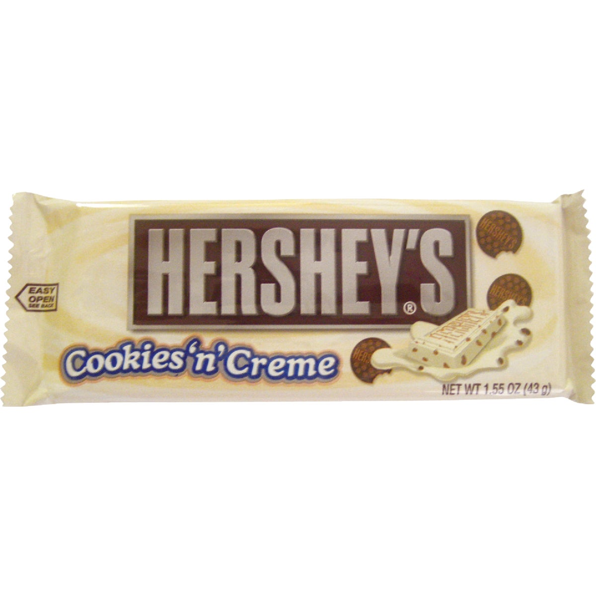 HERSHEY COOKIE AND CREME - 10239 by Liberty Distribution