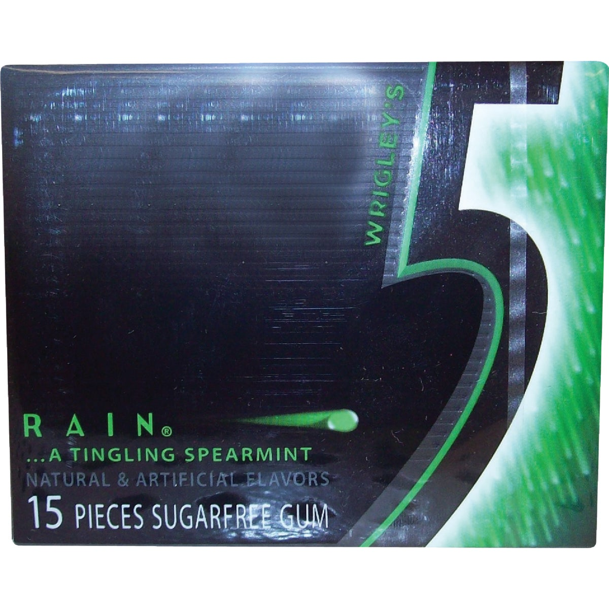 5 RAIN GUM