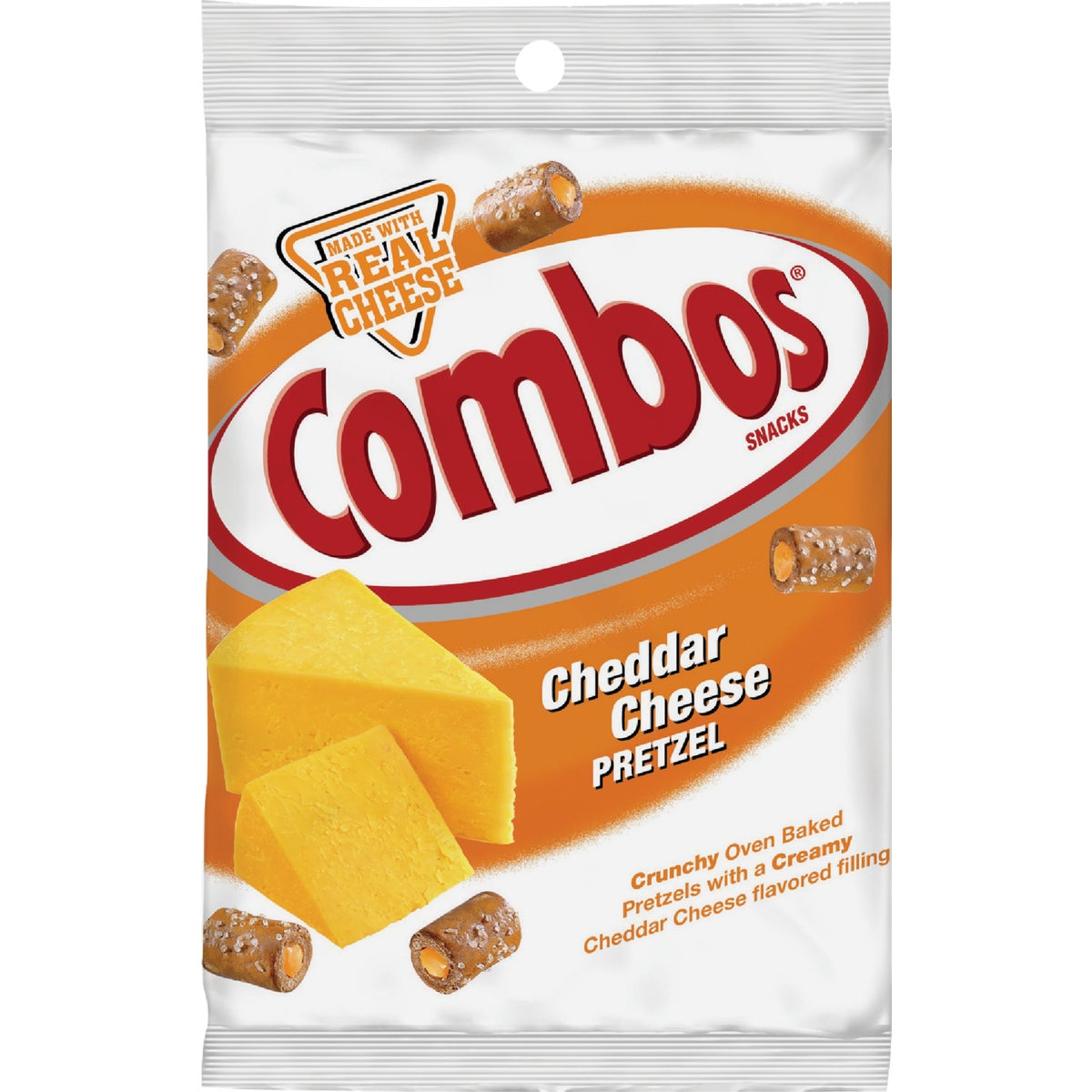 CHEDDAR PRETZEL COMBOS - 114651 by Liberty Distribution
