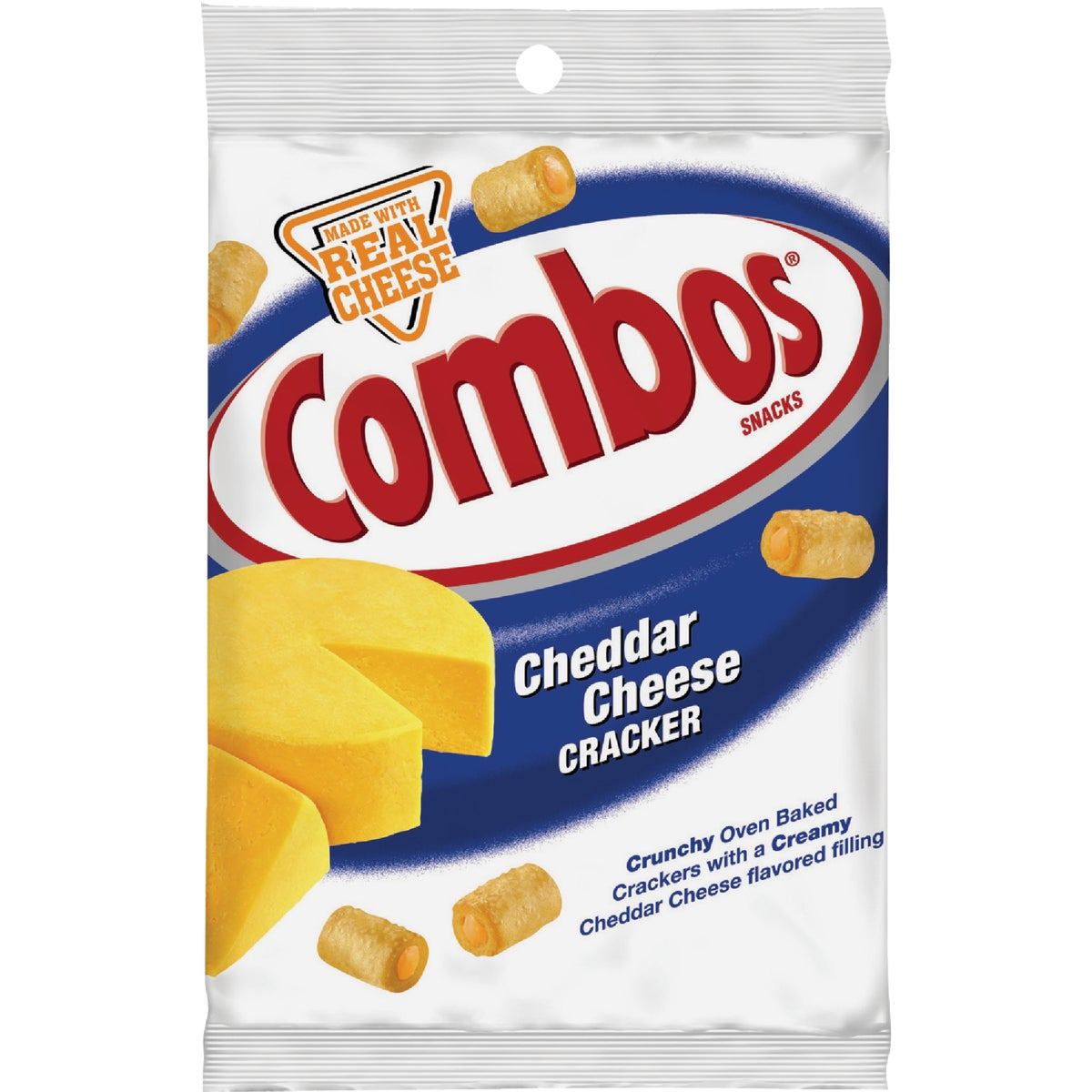 CHEDDAR CRACKER COMBOS - 114650 by Liberty Distribution