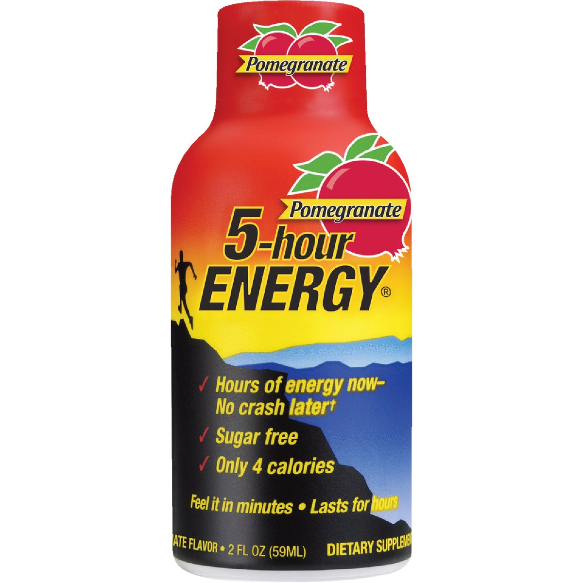 2OZ POMGRN 5-HOUR ENERGY