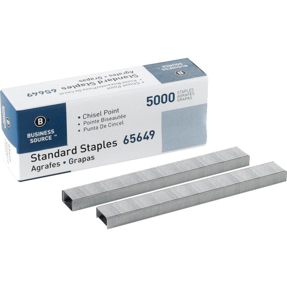5000PK STAPLES