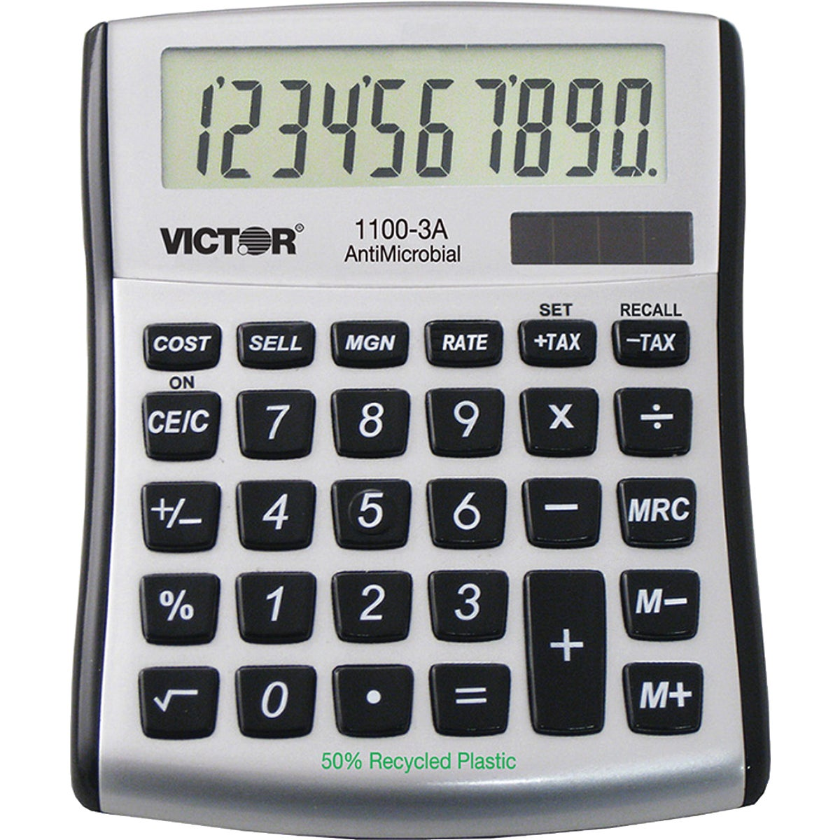 HAND HELD CALCULATOR - VCT11003A by United Stationers