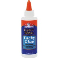 Elmers Prod 4OZ TACKY GLUE E430
