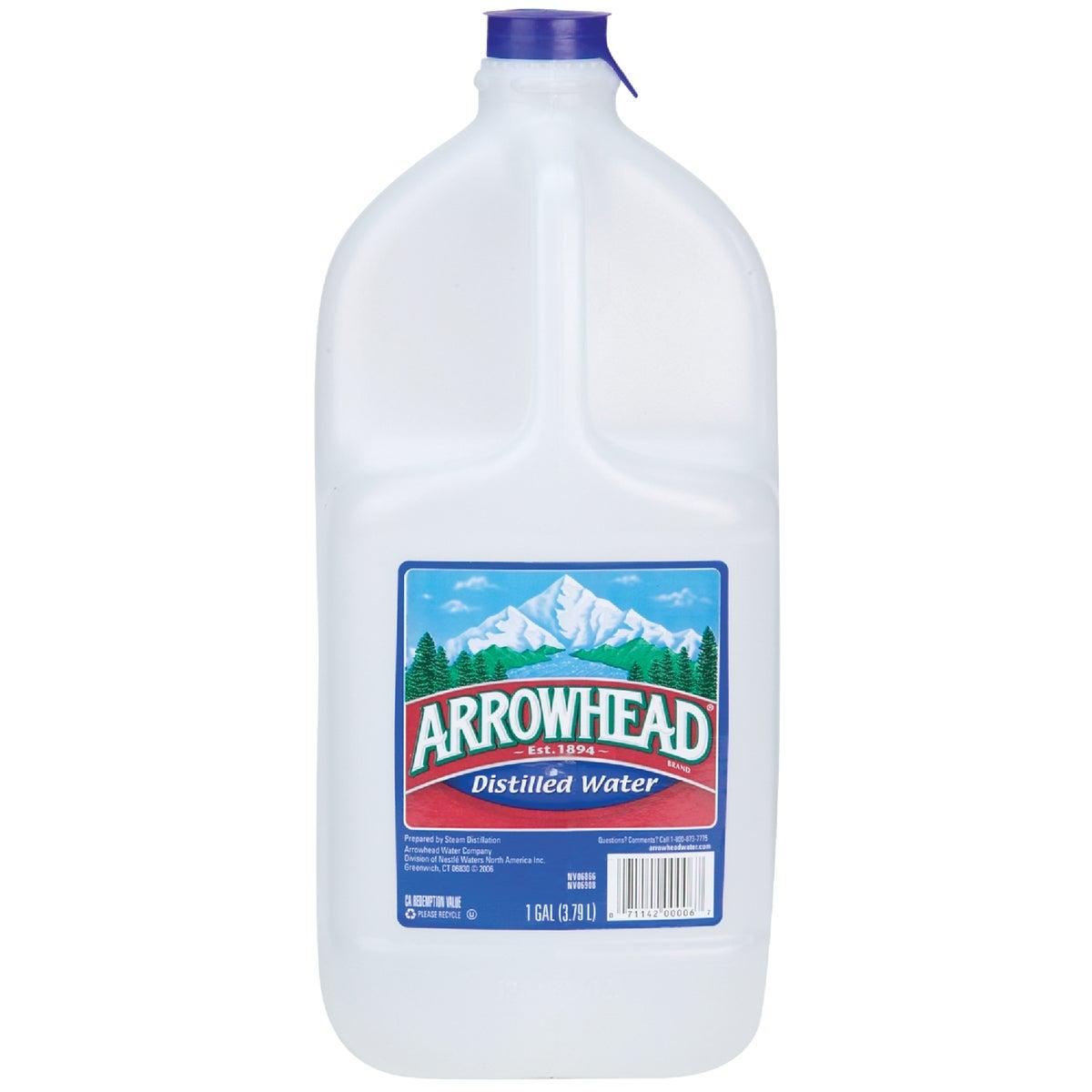 GAL ARROWHEAD DIST WATER