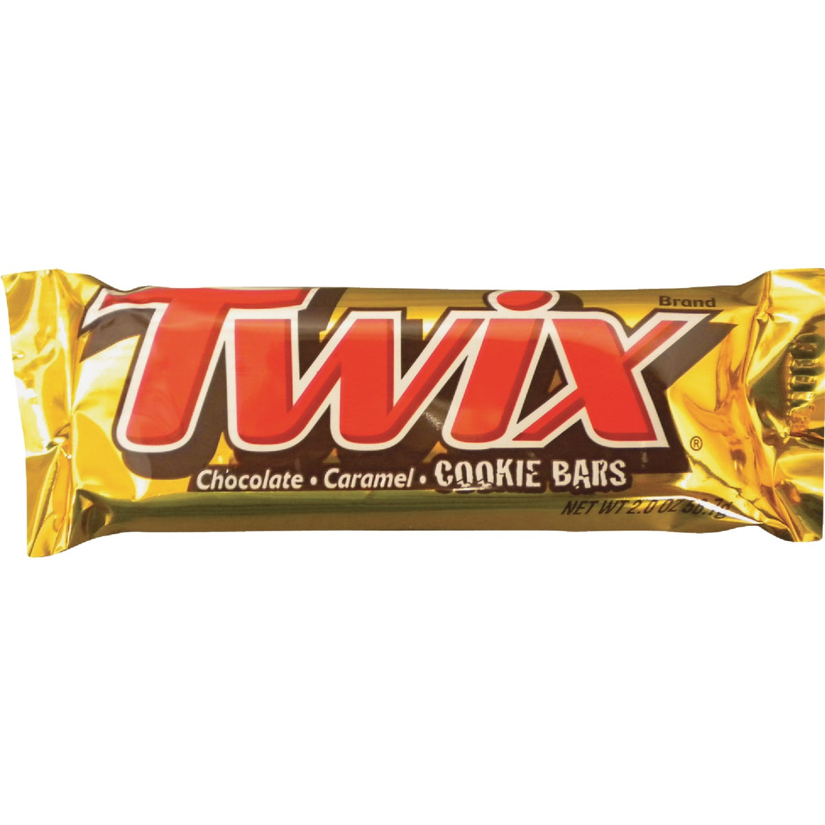 Liberty Distribution 2OZ TWIX CARAMEL BAR 111786