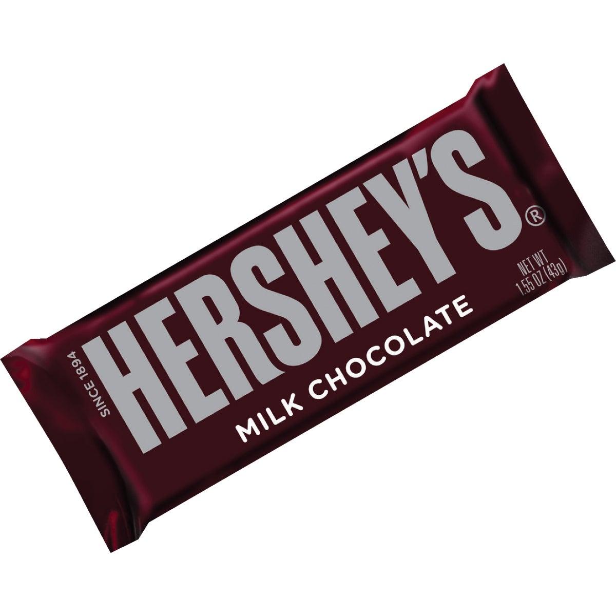HERSHEY CHOCOLATE BAR - 2400 by Liberty Distribution