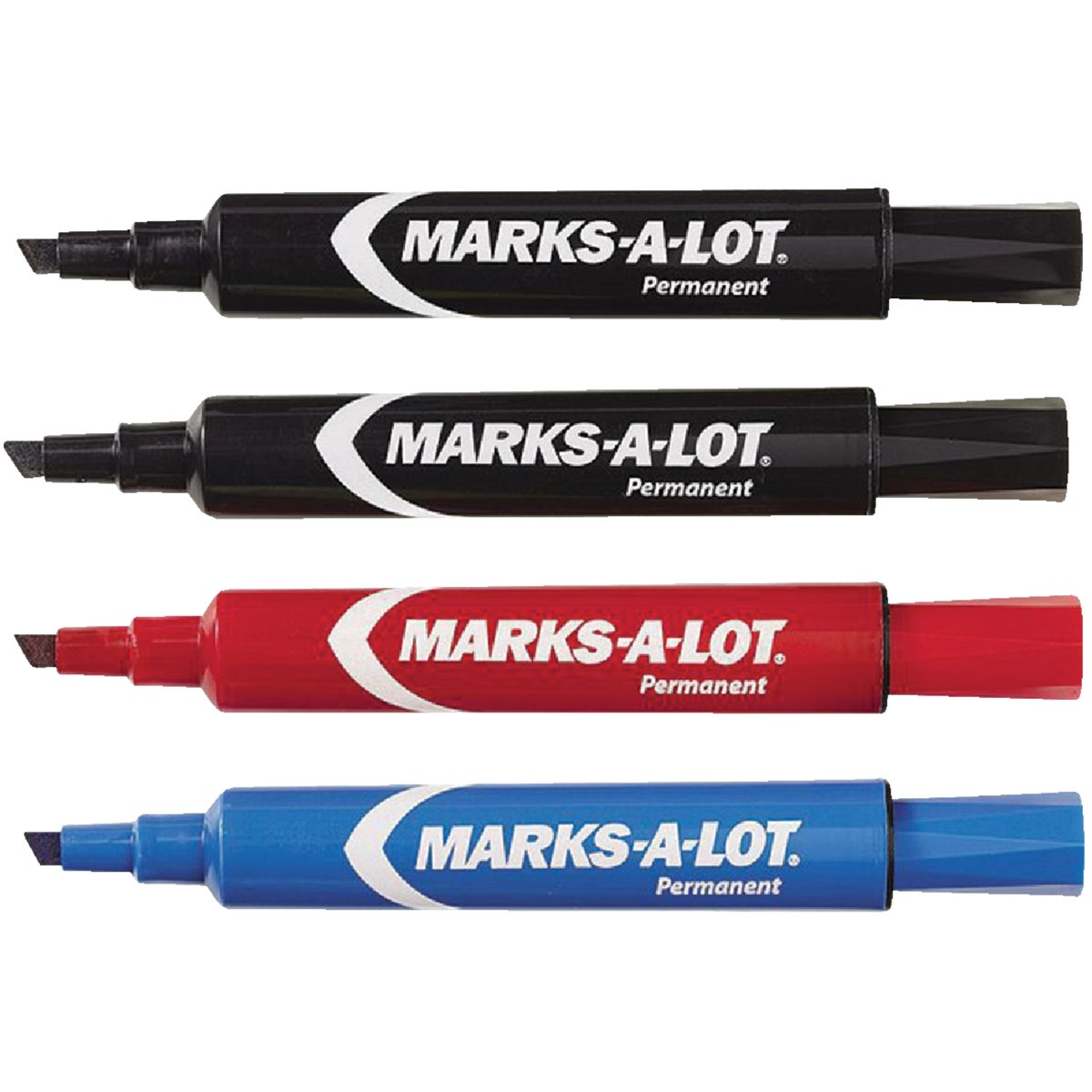 4PK ASTD MARKS-A-LOT - 07905 by Avery Dennison