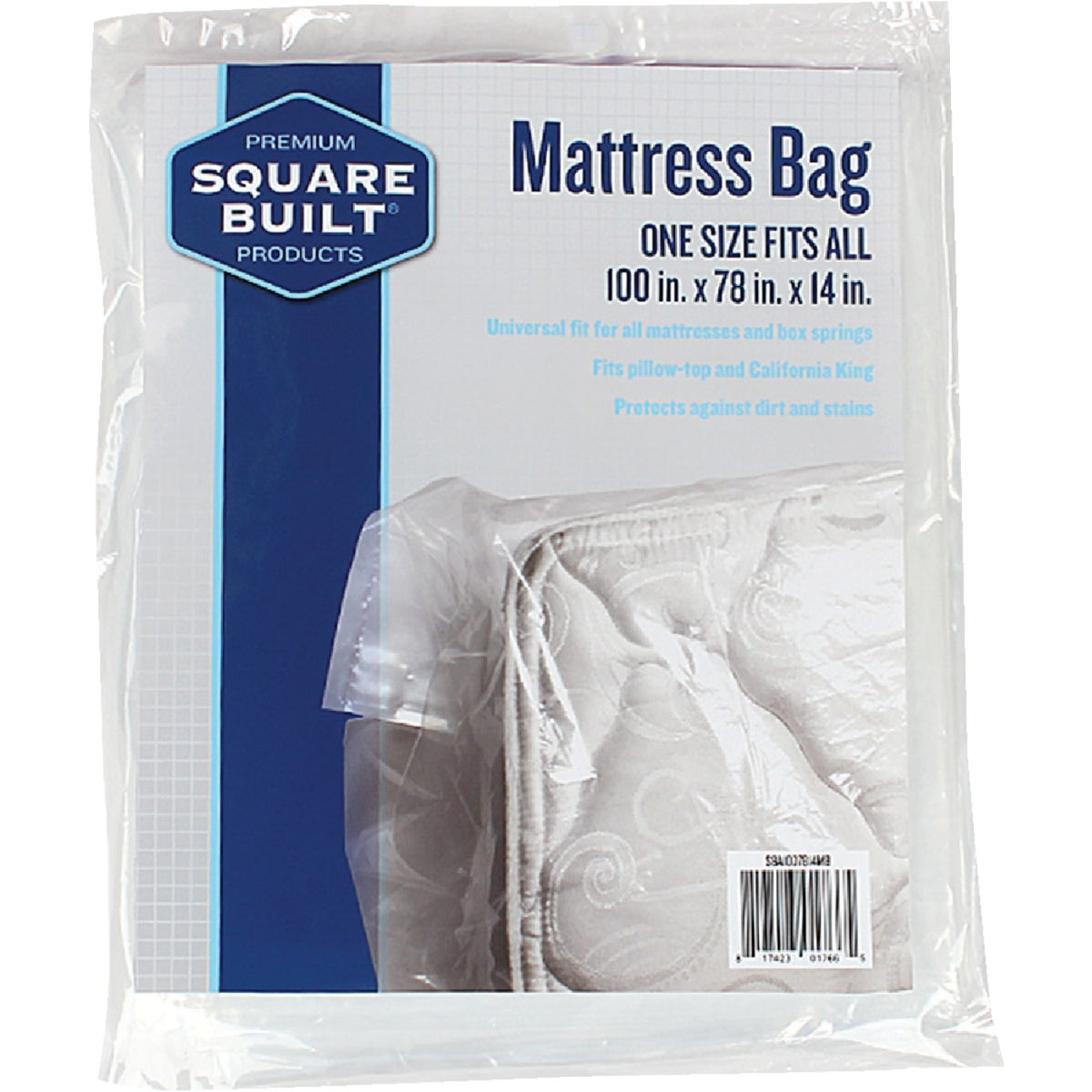 FULL/TWIN MATTRESS BAG - R4633LPT by Broadway Industries