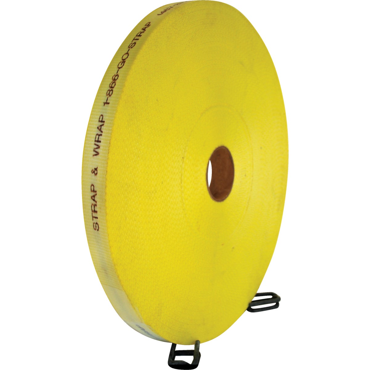 "1-1/2"" HD POLY STRAPPING - 120WLMD by Strap & Wrap"