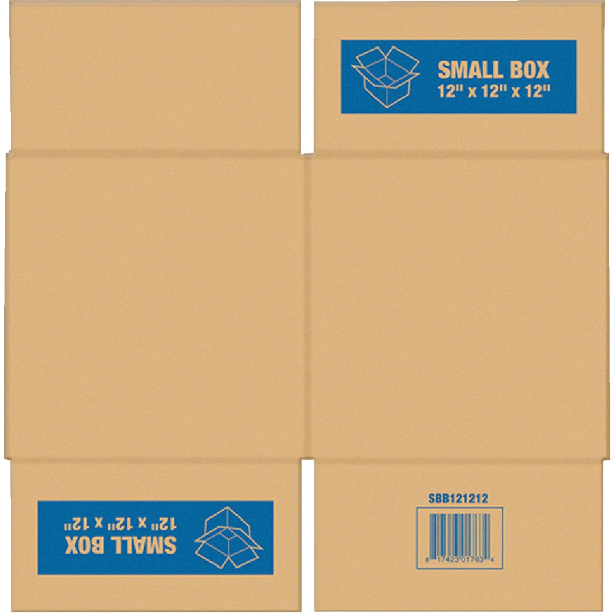 SMALL SHIPPING BOX - RBOXS by Broadway Industries