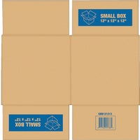AllBoxes Direct 16X16X16 PARCEL SHIP BOX SP-897